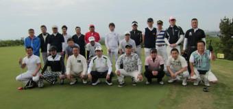 第九回大阪建物解体工事業協同組合ゴルフコンペが開催されました