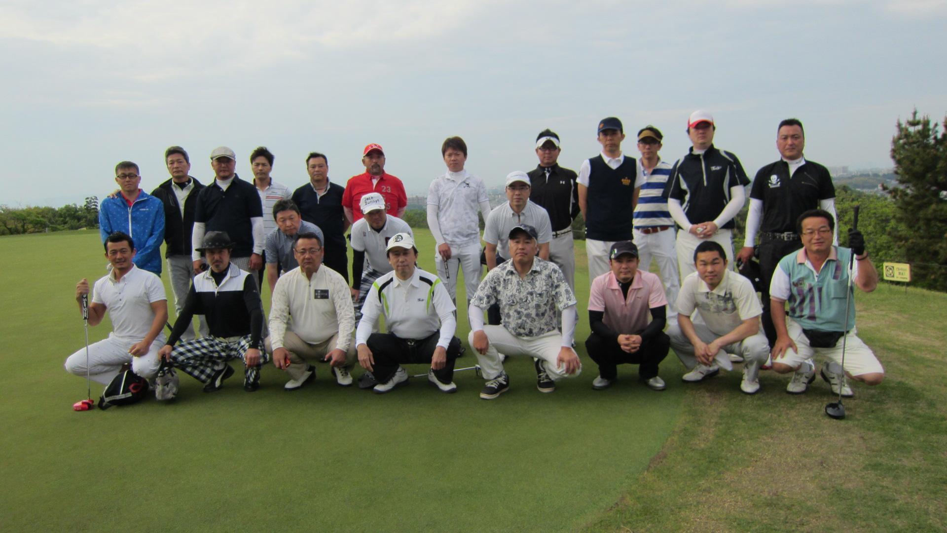 第9回大阪建物解体工事業協同組合ゴルフコンペ (1)