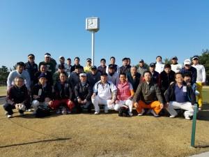 第11回ゴルフコンペを開催しました